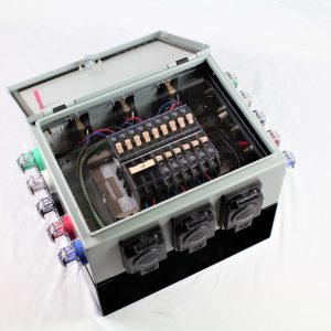 portable power system distributor